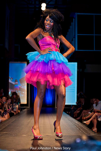 2011 Austin Fashion Week Kickoff Party - Copyright - Paul Johnston - Austin News Story - austinnewsstory.com