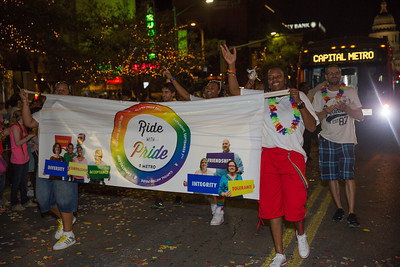 Austin Gay Pride Parade