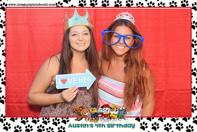 Austin's 4th Birthday - 08.29.15