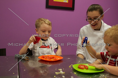 Autism Event at Young Chef's Academy 64