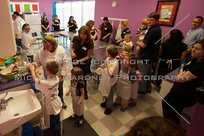 Autism Event at Young Chef's Academy 21
