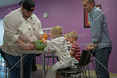 Autism Event at Young Chef's Academy 35