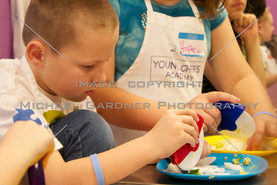 Autism Event at Young Chef's Academy 111