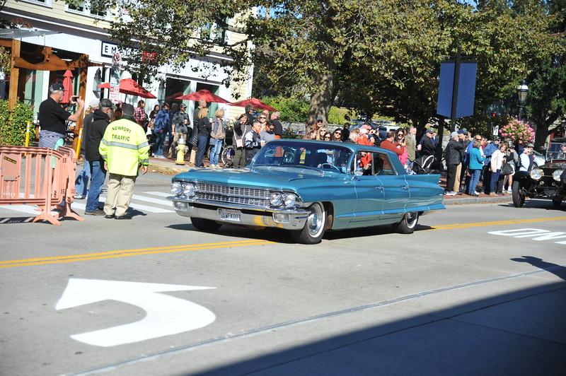 1961 Cadillac Series 62 DeVille