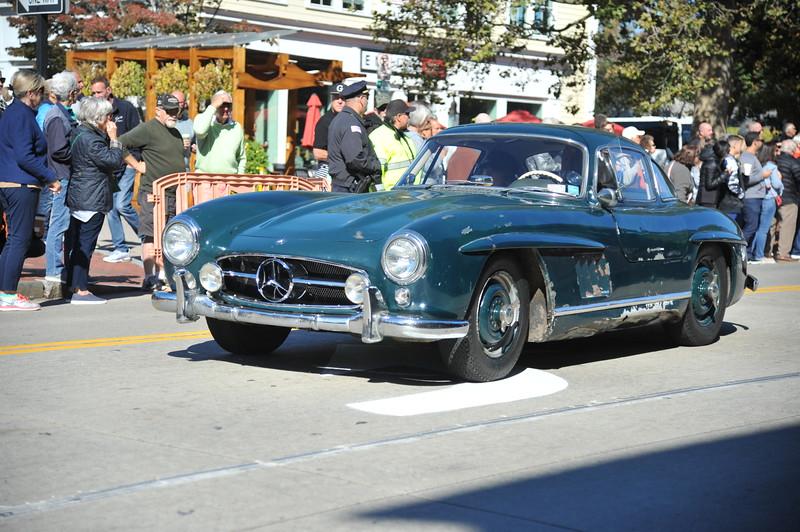1955 Mercedes-Benz 300SL 'Gullwing'