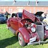 Cars and Coffee at Fort Adams Newport, RI<br /> Oct 2, 2021