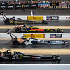 Some incredible races today at Z-Max for NHRA 4-wide.   Top Fuel Dragsters put on a great show........... @dragillustrated  ..........