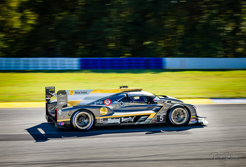 """I'm known more for my Drag Racing work, yet I have photographed several different types of Motorsports.  Went down to Atlanta last week to capture some images from the """"Petit LeMans"""" Sports Car Edurance Race.  Here is the Cadillac from the DPi Class.   .................................................."""