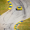 "GTLM Class leading Corvette racing in the IMSA series at the ""Petit LeMans"" Sports Car Edurance Race.     .................................................."
