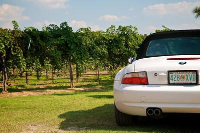 BMW CCA Wine Tour 2008