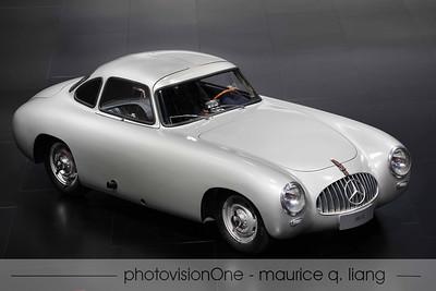 Classic '50's SL.