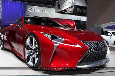 Lexus LFC.