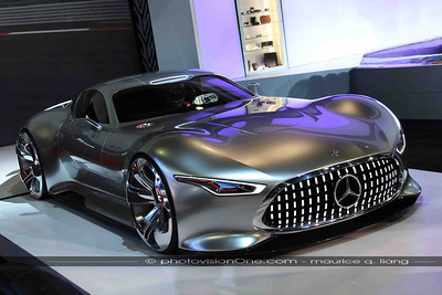 AMG Grand Turismo concept.