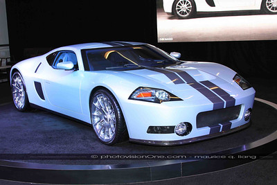Galpin Motorsports does their take on a Ford GT.