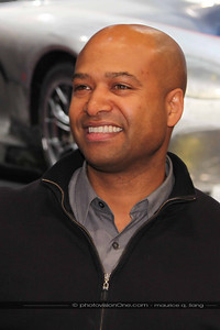 Ralph Gilles, Senior VP of Design for Chrysler, and President and CEO of SRT Brand.