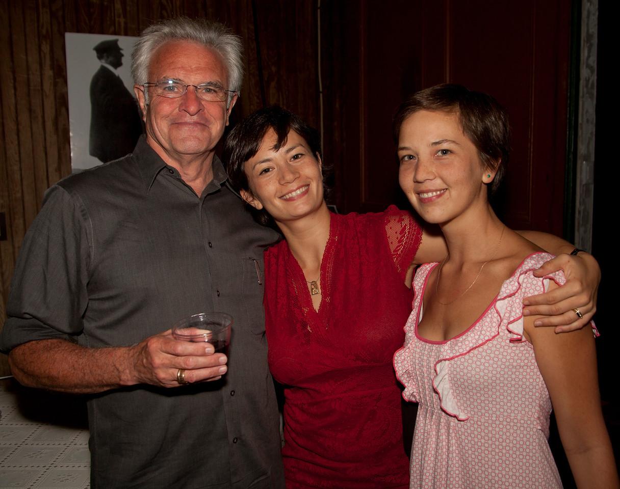 Autre Temps Reception, August 19, 2011. The Wharton Salon