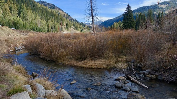Big Cottonwood Canyon... Wasatch Mountains, Salt Lake City, Utah