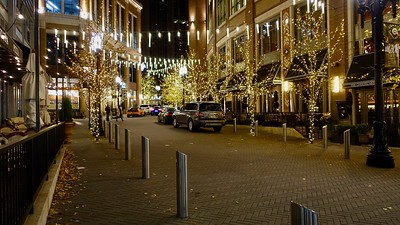 City Creek Center, downtown SLC