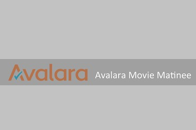 Avalara Movie Matinee