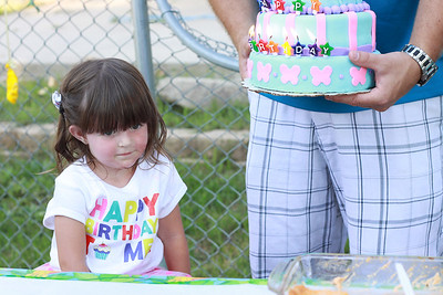 Avalyn's 3rd Birthday and Party