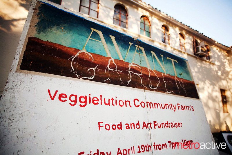 "Avant Garden: Veggielution's Food and Art Fundraiser<br /> <br /> Photo by Jessica Shirley-Donnelly, JRSD Photography |  <a href=""http://www.jrsdphotography.com"">http://www.jrsdphotography.com</a>"