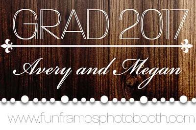 Avery & Megan's Graduation Party