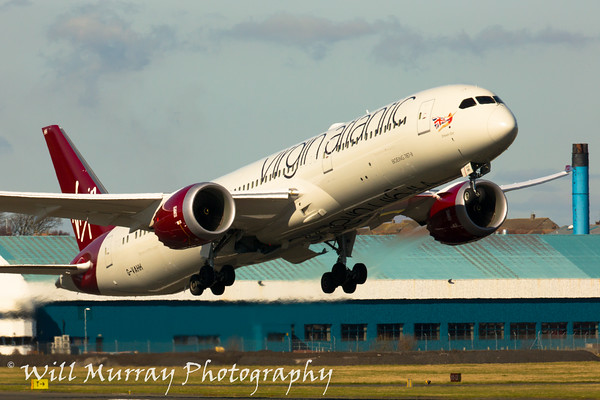 G-VAHH - Virgin Atlantic - Boeing 787-900