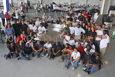Experience Aviation Build and Soar Program 2008OPF Airport | Opa Locka, FL