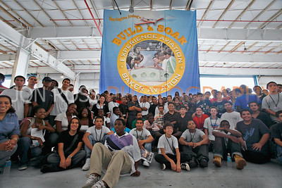 Experience Aviation Build and Soar Program 2008OPF Airport | Opa Locka, FL