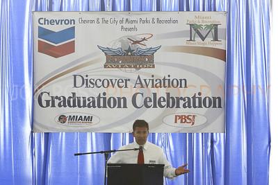 Experience Aviation Graduation Ceremony 8-11-09