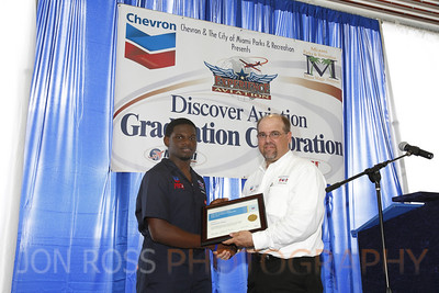 Experience Aviation Graduation Ceremony 8-11-09