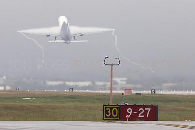 767 Departure, MIA Runway 27 | Miami, FL