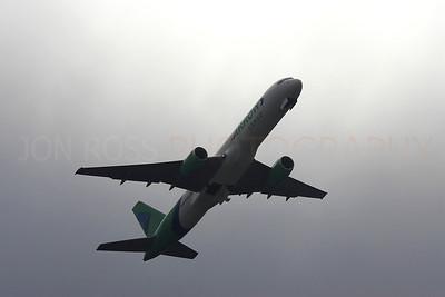 Arrow Air Cargo Departure, MIA Runway 27 | Miami, FL