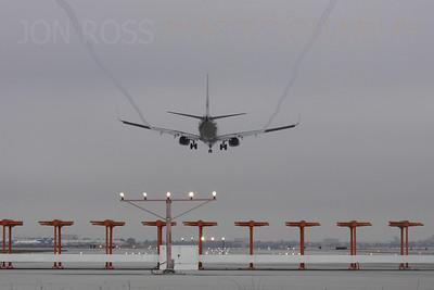 737 Arrival, MIA Runway 30 | Miami, FL