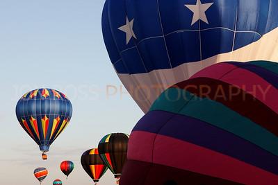 Tamiami Balloon Race 2008 | Tamiami, FL Canon EOS 1D Mark II | Canon EF 24-70mm f/2.8 L USM1/400s | f/7.1 @ 57mm | ISO 400