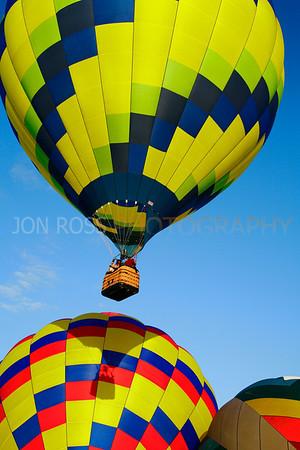 Tamiami Balloon Race 2008 | Tamiami, FL Canon EOS 5D | Canon EF 16-35mm f/2.8 L USM1/400s | f/10 @ 35mm | ISO 400