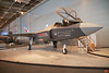 This is the full-scale mock-up of the F-35 fighter. The current Canadian government has signed an agreement for 65 of them to replace the CF-188 Hornet as the front-line fighter-bomber of the Canadian Air Force.<br /> IMG_3695