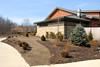 Avon Garden Club garden at front entrance to Miller Nature Preserve