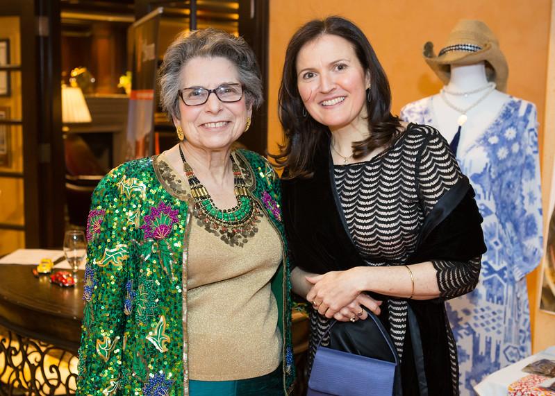 5D3_6211 Marion Drexler and Jeanne Ronan