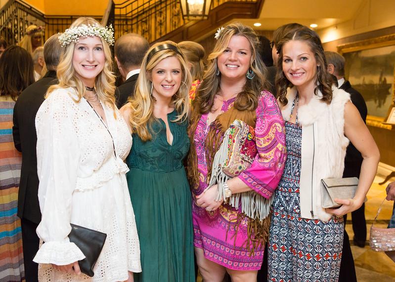 5D3_6130 Chelsea Schaeffer, Sara Mendell, Catherine Tompkins and Abby Rittman
