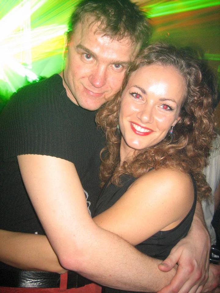 Sjoerd and Jeanette