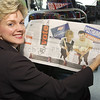 Attorney General Granholm running for MI Governor: road and event photos copyright of Ed Richter.