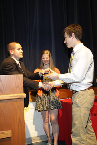 Awards Night 2012: Student of the Year: Business Finance