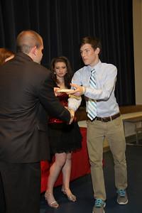Awards Night 2012: Student of the Year: Desktop Publishing