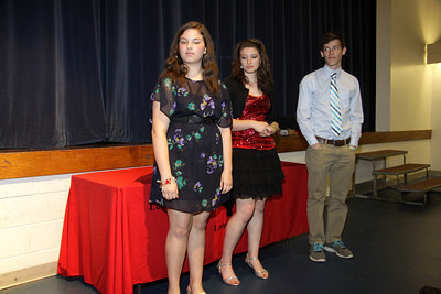 Awards Night 2012