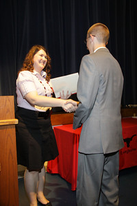 Awards Night 2012 - Student of the Year: German 2