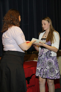 Awards Night 2012 - Student of the Year: German 1