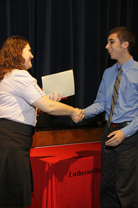 Awards Night 2012 - Student of the Year: AP German