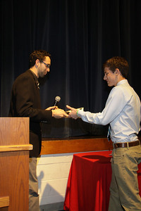 Awards Night 2012 -  Student of the Year: Latin 1