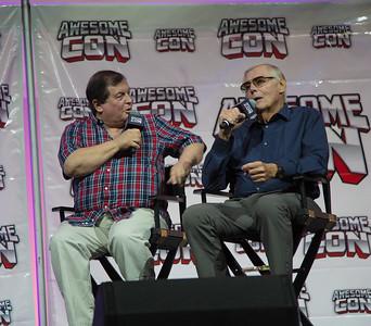 Adam West, Burt Ward, Batman